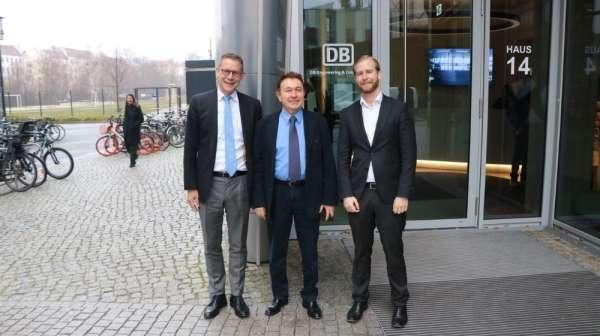 Abdullah Gül Üniversitesi - Deutsche Bahn (Alman Demiryolları) İş Birliği