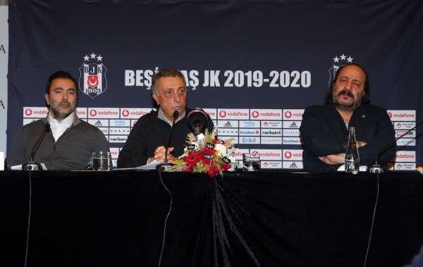 """Ahmet Nur Çebi: """"Beşiktaş Yönetimi hukuken gereğini yapacaktır"""""""