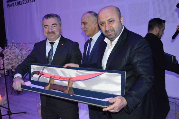 """Havza'da """"Asr-ı Saadet Gençliği"""" konferansı"""