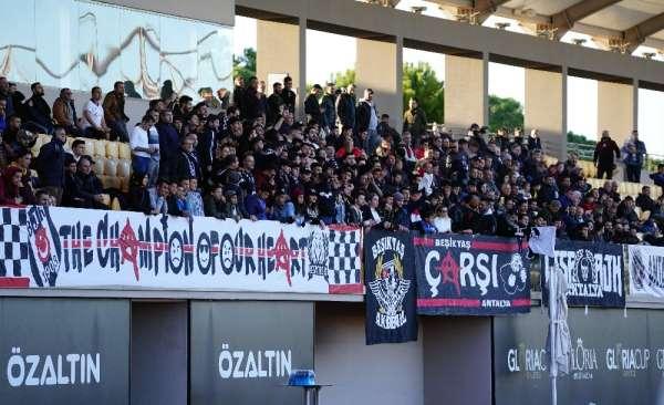 Hazırlık maçı: Beşiktaş: 2 - Altınordu: 2