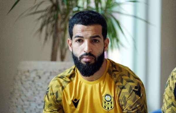 "(Özel haber) Issam Chebake: ""Sergen Yalçın'a karşı oynamak isterdim"""