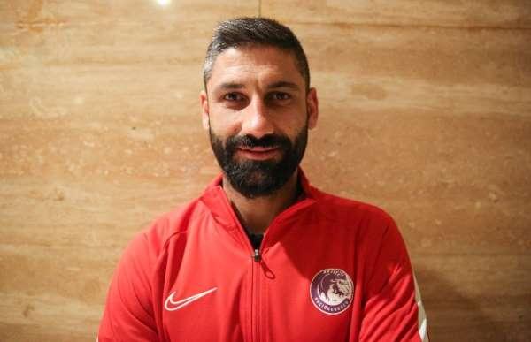 """(Özel Haber) Süleyman Olgun: """"Ligin ikinci yarısında 17 tane final maçımız var"""""""