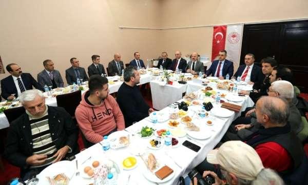'Tarım Şehri Amasya'nın 2019 yılı çalışmaları masaya yatırıldı