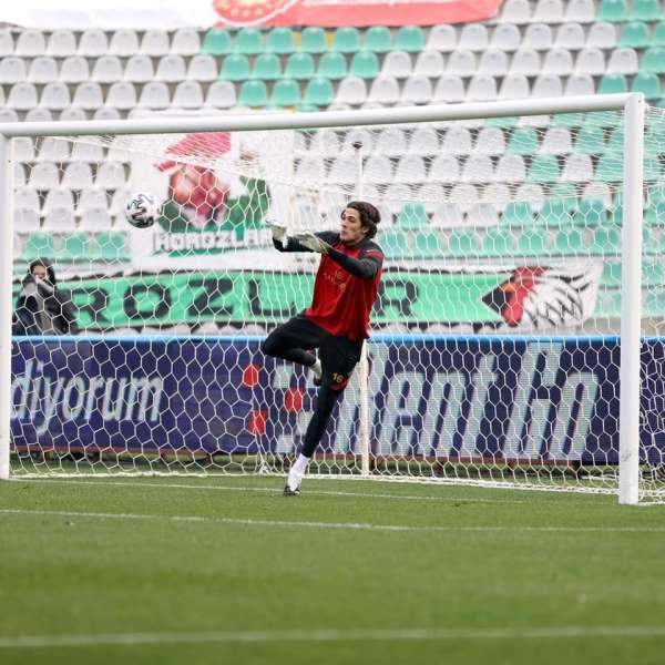 Doğan Alemdar 3 maçta gol yemedi