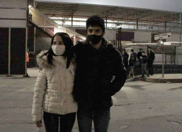 Kanser hastası kadın sosyal medyadan sesini duyurdu, Hatayspor - Beşiktaş maçını