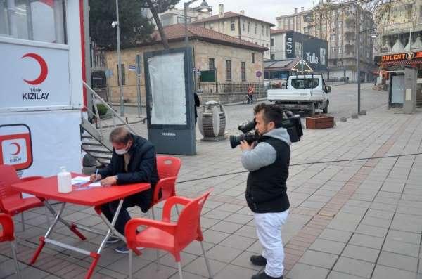 O Türkiyenin en kısa gazetecisi