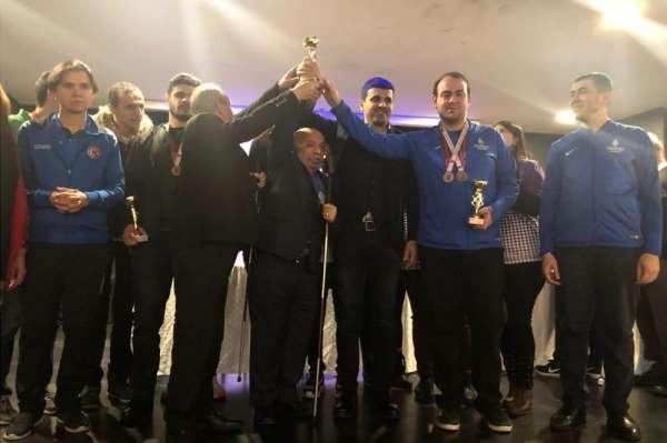 Çankaya Spor Kulübü satranç turnuvasında 5.kez Türkiye şampiyonu oldu