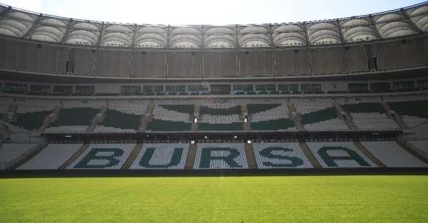 Bursaspor-Tuzlaspor maçı öncesi meteorolojiden uyarı geldi
