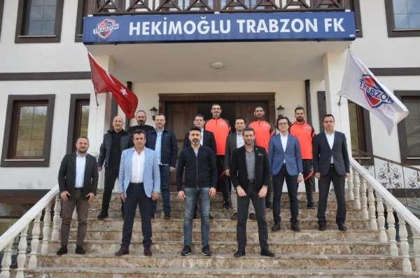 Hekimoğlu Trabzon, Teknik Direktör Bayram Toysal ile sözleşme imzaladı