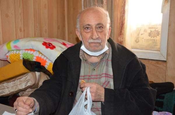 Burhan amca yine gönülleri fethetti: 'Gönlüm Ordu'da kalacak'
