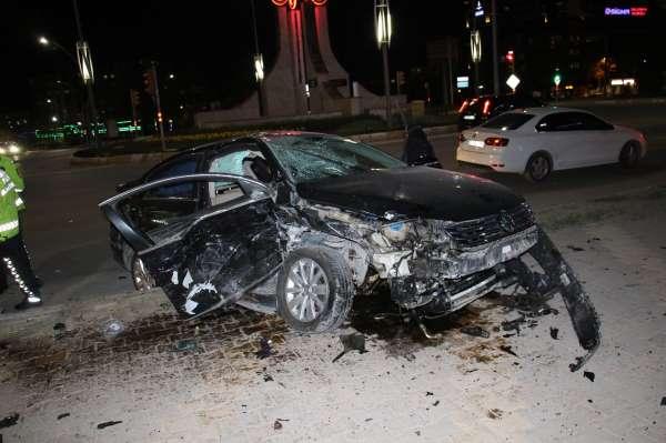 Elazığda zincirleme trafik kazası: 5 yaralı