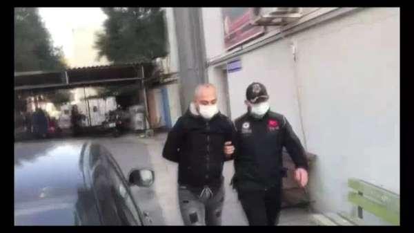 İzmirde terör operasyonu: 4 tutuklama