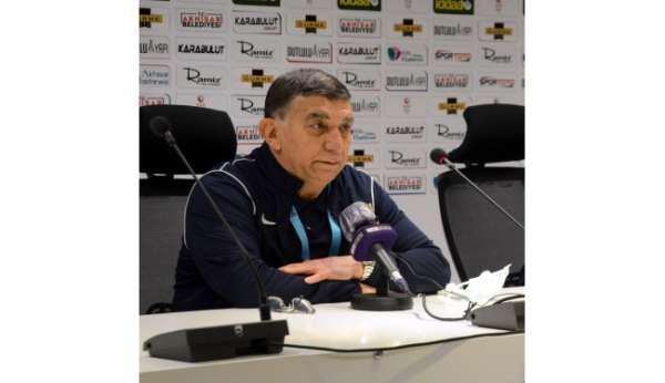 Mustafa Ati Göksu: Biz 3. golü attık, çizgiyi geçti ama hakem görmedi