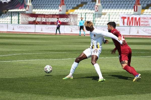 TFF 1. Lig: RH Bandırmaspor: 2 - Menemenspor: 2