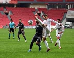 TFF 1 Lig: Samsunspor: 1 - Balıkesirspor: 0
