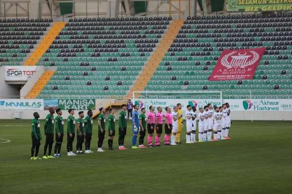 TFF 1.Lig: Akhisarpor: 2 - Adana Demirspor: 3