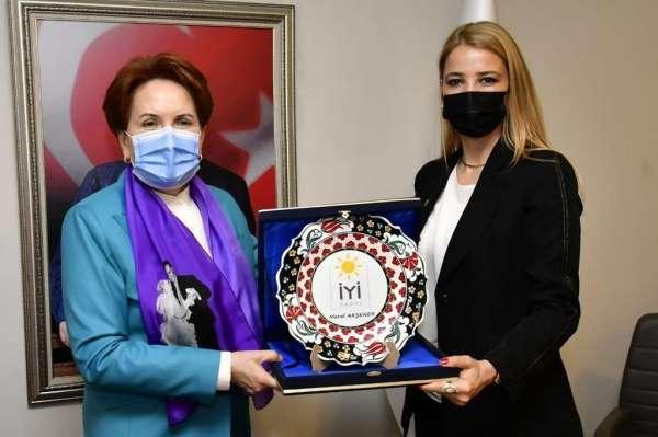 Tügiad yönetimi İyi Partiyi ziyaret etti