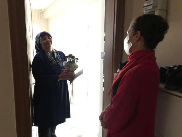 Başkan Köse'den şehit annelerine ziyaret