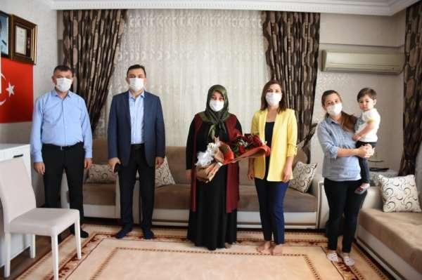 Emniyet Müdürü Ulucan'dan şehit annelerine ziyaret