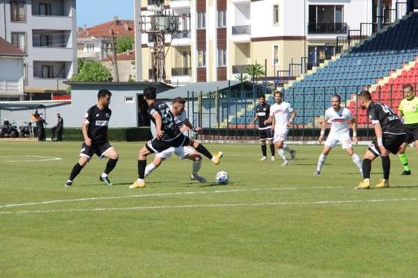 3. Lig Play-Off: Düzcespor: 0 - 68 Aksaray Belediyespor: 3
