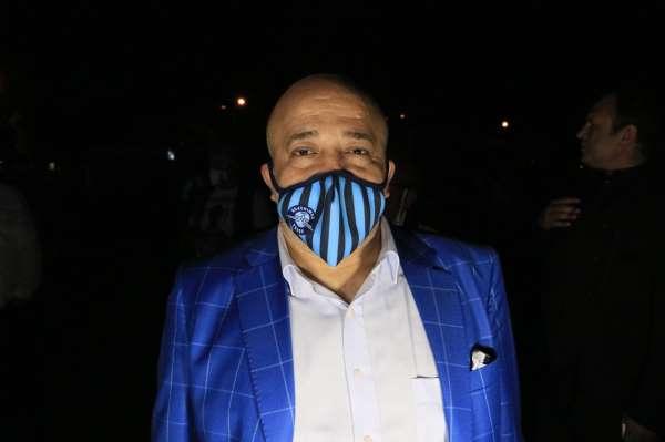 Adana Demirspor Başkanı Sancak: Anlımızın akı kadar helaldi bu şampiyonluk