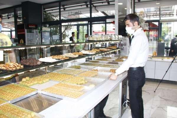 Hacıbaba Pastaneleri soğuk kadayıfta da iddialı