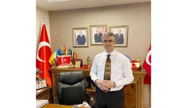 MHP Genel Başkan Yardımcısı Prof. Dr. Aydın, Mescid-i Aksaya yönelik saldırıyı kınadı