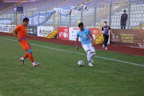 Misli.com 3. Lig Play-Off: Belediye Kütahyaspor: 2 - İskenderun: 3