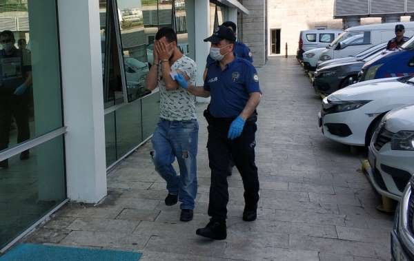 Cezaevinden izinli çıkıp içki çalınca gözaltına alındı
