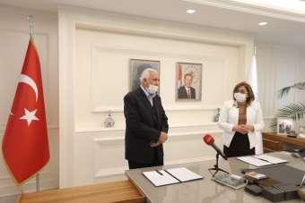 Gaziantep'e yeni bir sosyal tesis için protokol imzalandı
