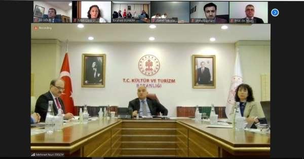Kültür ve Turizm Bakanı Mehmet Nuri Ersoy öncelikli hedefi açıkladı