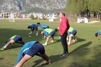 Nevşehir Belediyespor Teknik Direktör Taner Öcal'dan play-off ve play-out öneris