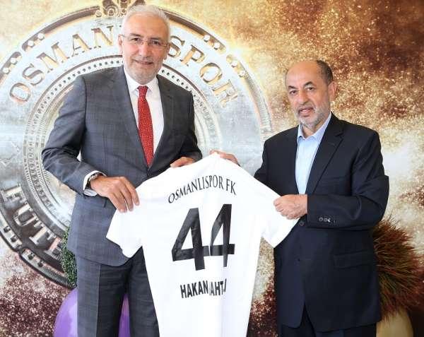 Osmanlıspor'un yeni başkanına memleketinden büyük destek