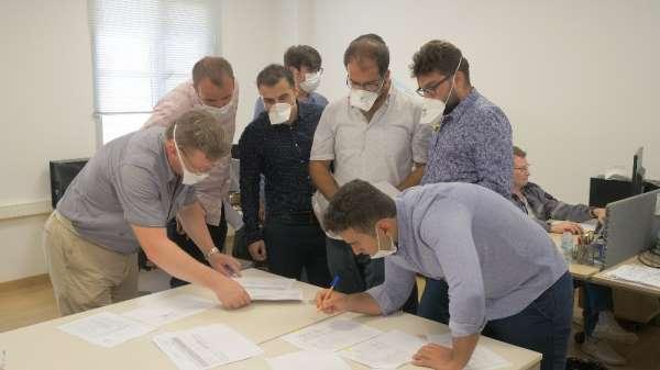 Rusya'da üniversiteden mezun olan 53 Türk uzman Akkuyu NGS sahasında işbaşı yapt