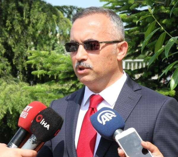 Vali Kemal Çeber: 'Rize-Artvin Havalimanı'nın inşaatında yüzde 69 ilerleme kayde
