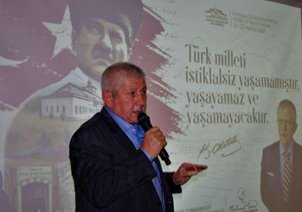 Belediye Başkanı Sarı: Atatürkün Amasyaya gelişinin 102. yıldönümünü gururla kutlayacağız