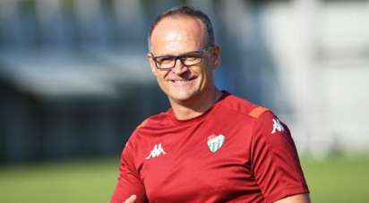 İrfan Buz: 'Bursaspor maçı, tüm takımlar için yılın maçıdır'