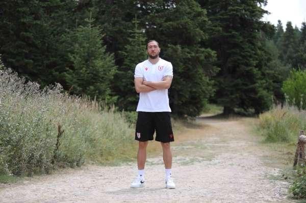 Ahmethan Köse: 'Samsunspor'u Süper Lig'e çıkarmak istiyoruz'