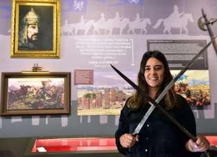 Anadolu Şehitler Müzesi'nde Malazgirt destanı sergisi
