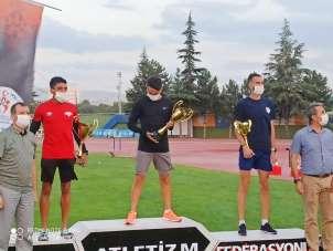 Ayvalıklı sporcu Şenoduncu TAF kupasında 2. oldu
