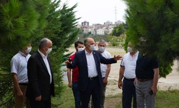 Milletvekili Öztürk'ten Giresun Üniversitesi'ne tam destek