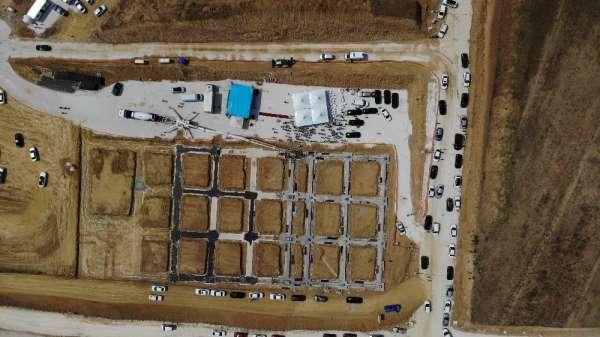 Türkiye'de bir ilk, bu tesis gazlaştırma teknolojisiyle doğayla uyumlu enerji ür