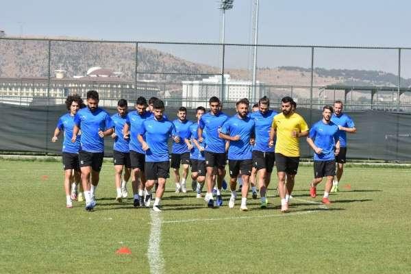 Manisa FKnın Afyonkarahisar kampı tamamlandı