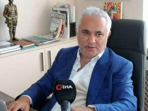 (Özel haber)Hatayspor Yöneticisi Edhem Sunar: 'İki yabancı transferi daha yapaca