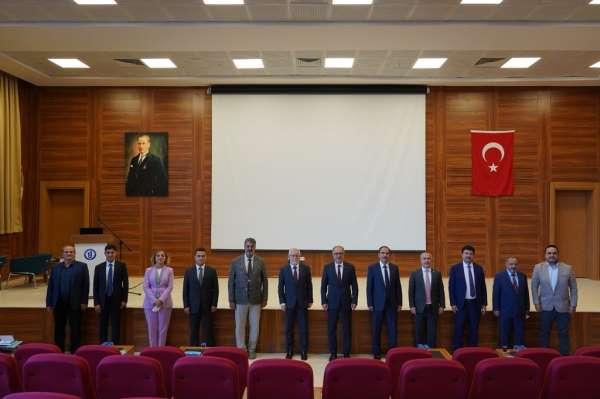 Rektör Beydemir, Batı Karadeniz Üniversiteleri Dönem Toplantısına katıldı