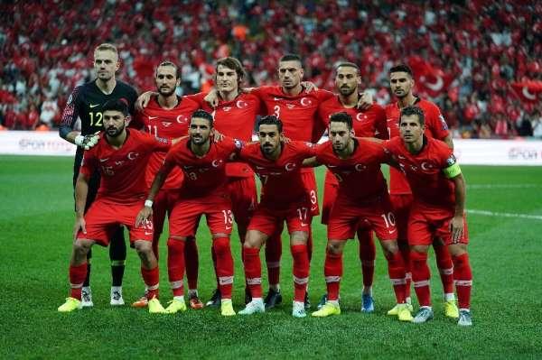 A Milli Futbol Takımı, Arnavutluk'u ağırlayacak
