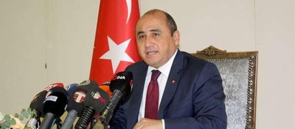 Büyükelçi Başçeri: 'Türkiye terör örgütleriyle kararlılıkla mücadele ediyor'