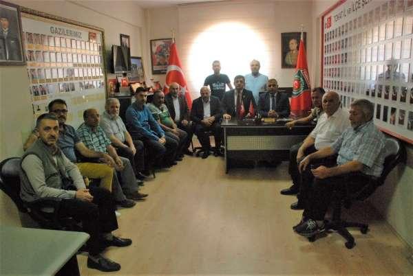 Gazilerden, Barış Pınarı Harekatı'na destek