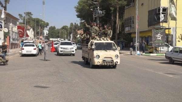 Suriye Milli Ordusu, Resulayn'a giriş yaptı