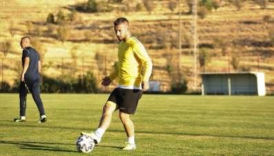 Adem Büyük: 'Yeni Malatyaspor'da olduğum için mutluyum'
